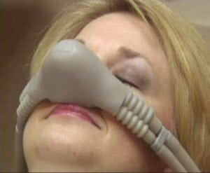 Nitrous oxide is tremendously helpful helping people relax for dental treatment.